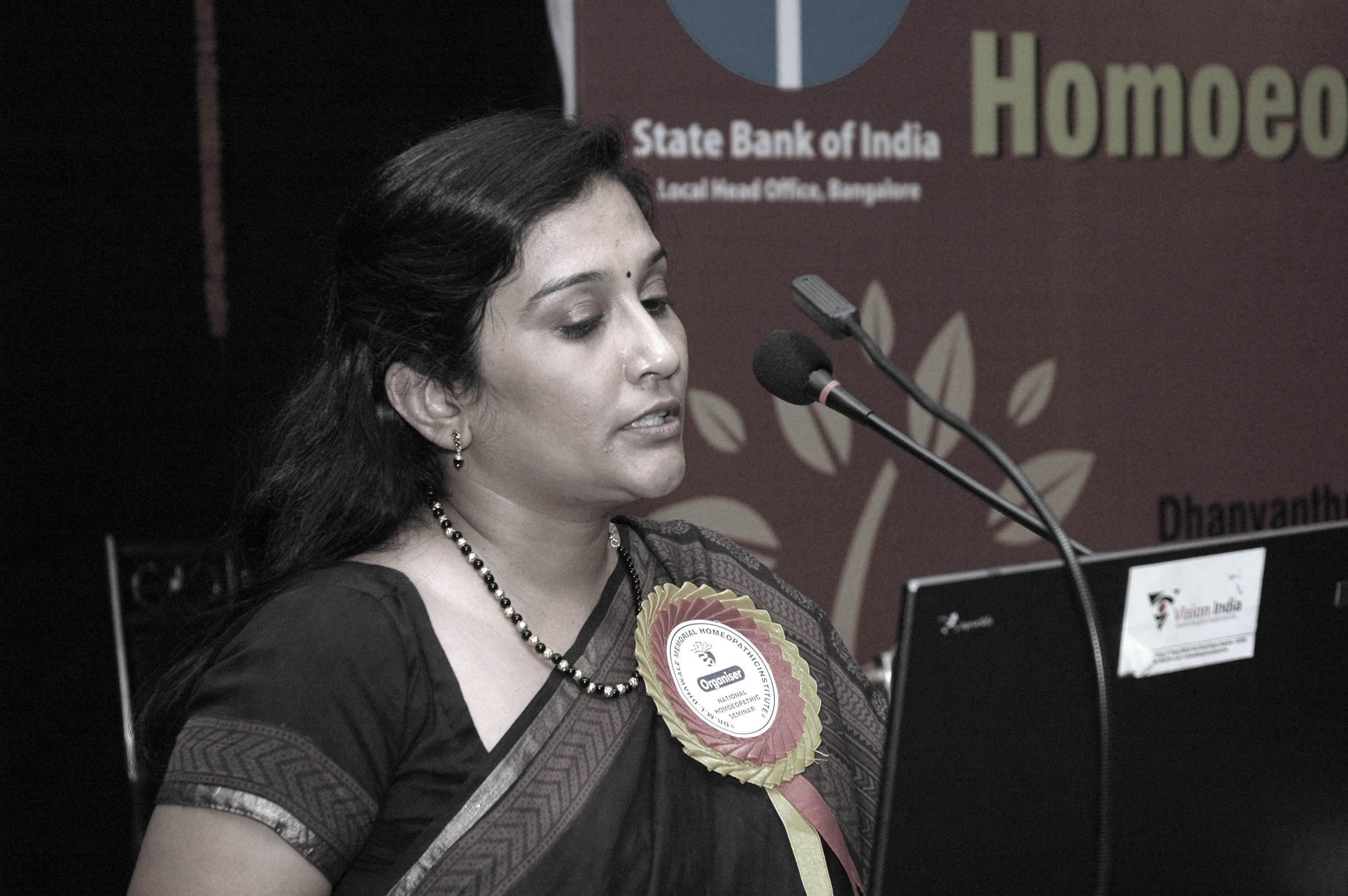 Dr. Savitha S Wani - Homeopath