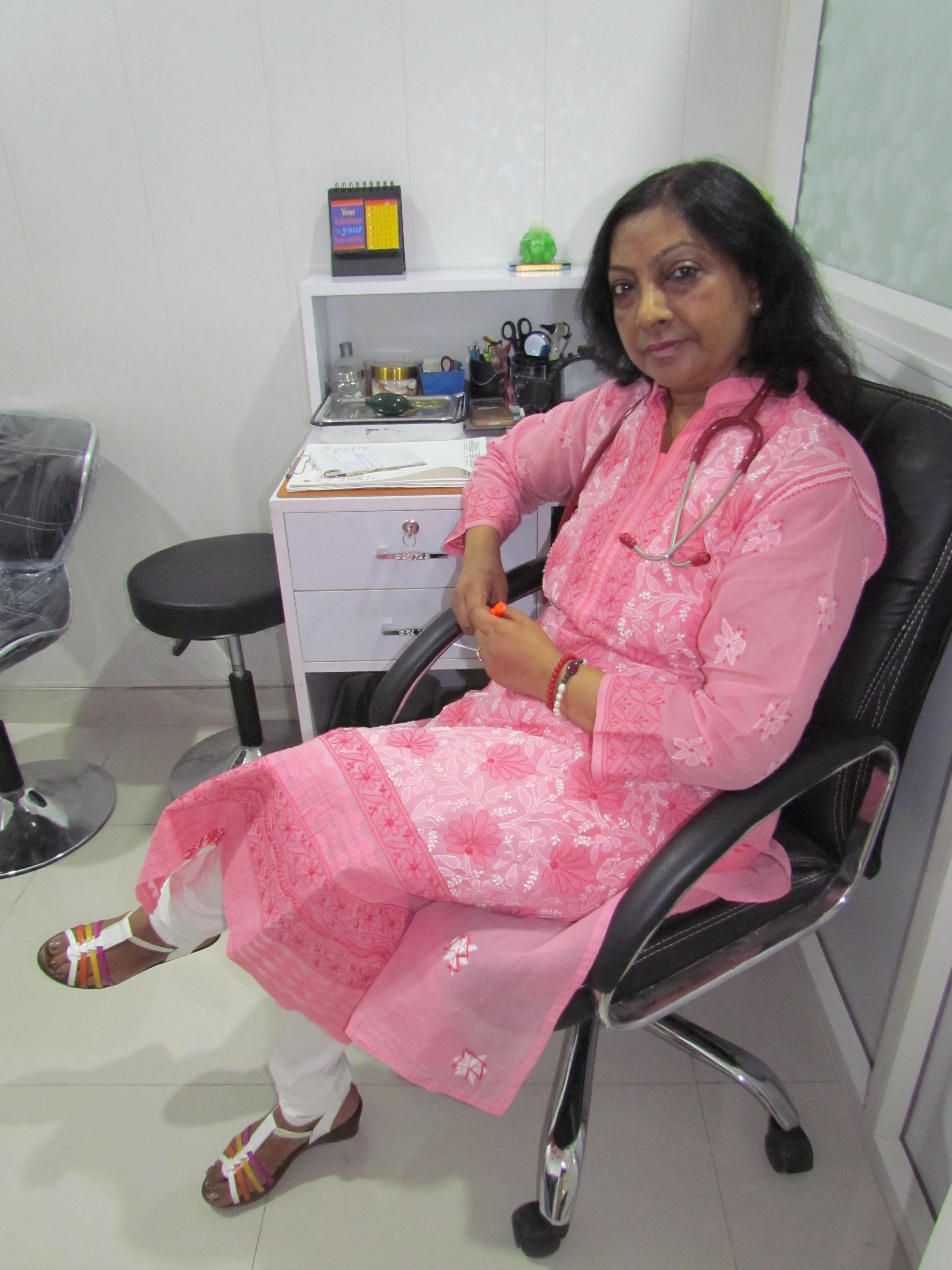 Dr. Anita Pal - General Physician
