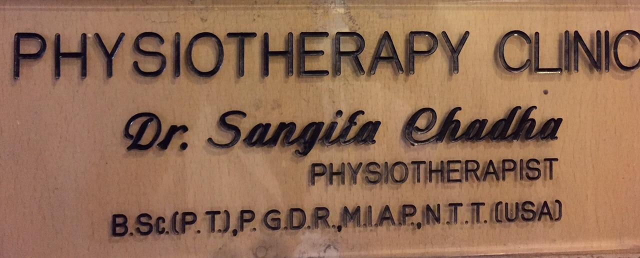 Dr Sangita Chadha's Physiotherapy Clinic
