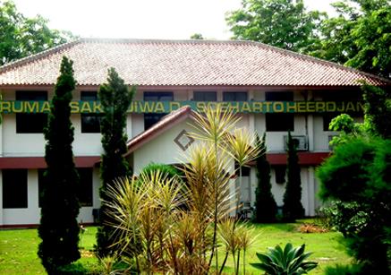 Rumah Sakit Jiwa Dr Soeharto Heerdjan General Surgery Hospital In