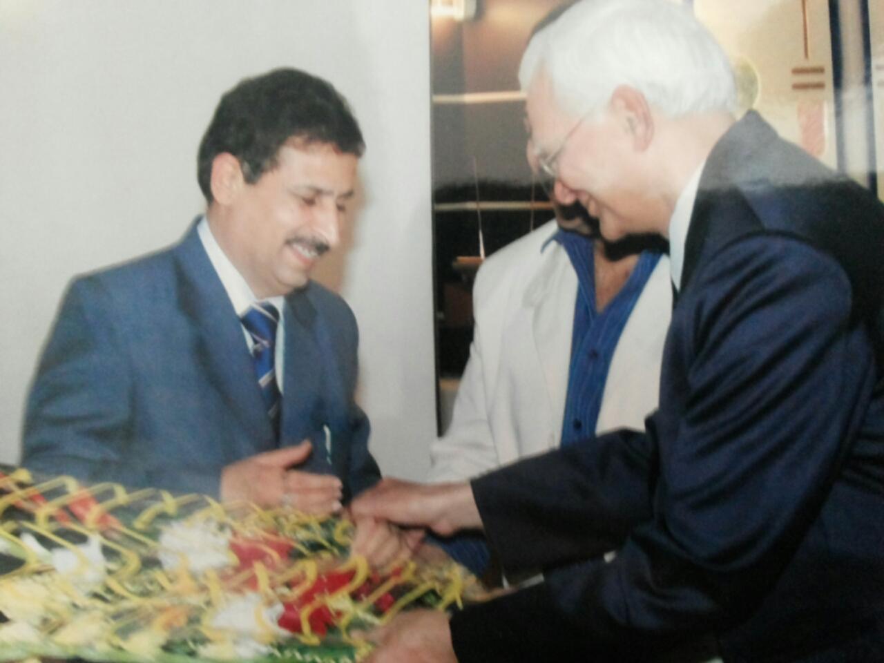 Dr. Anil Sharma - Ayurveda