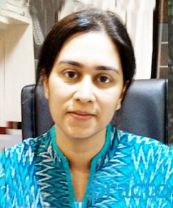 Dr. Sheetal Potnis - Dentist