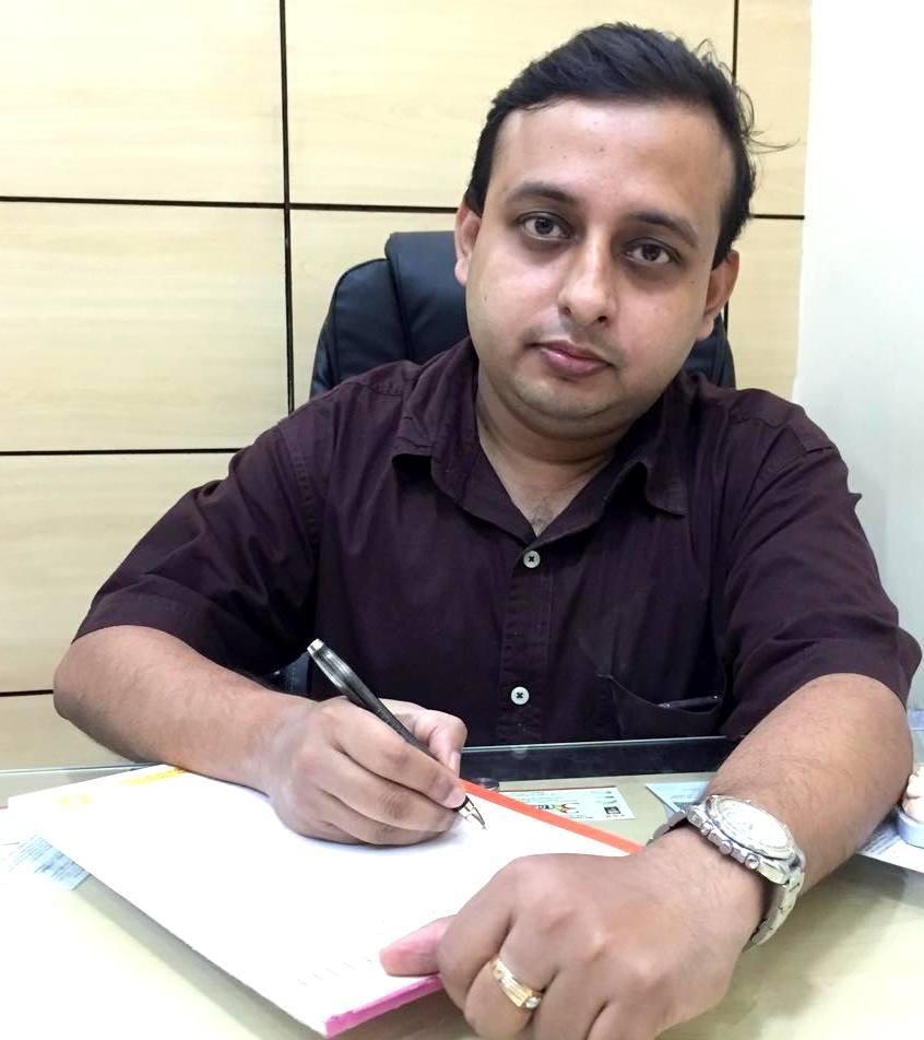 Dr. Aniket Chatterji - Dentist