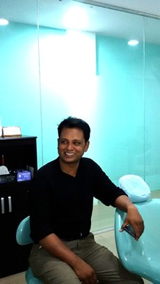Dr. Prashanth Reddy - Dentist