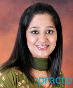 Ms. Geeta Shenoy - Dietitian/Nutritionist