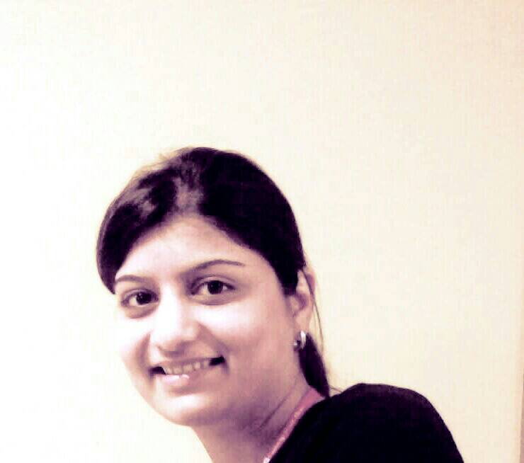 Dr. Dimple Kapasi - Physiotherapist