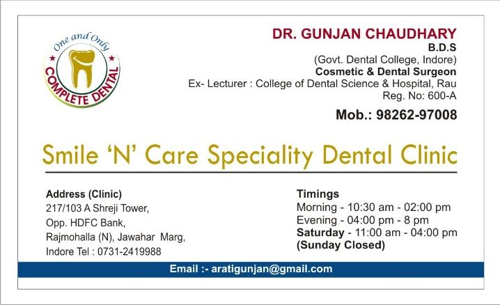Smile n' Care Speciality Dental Clinic
