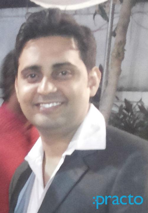 Dr. Anuj Kumar Pathak - Dentist