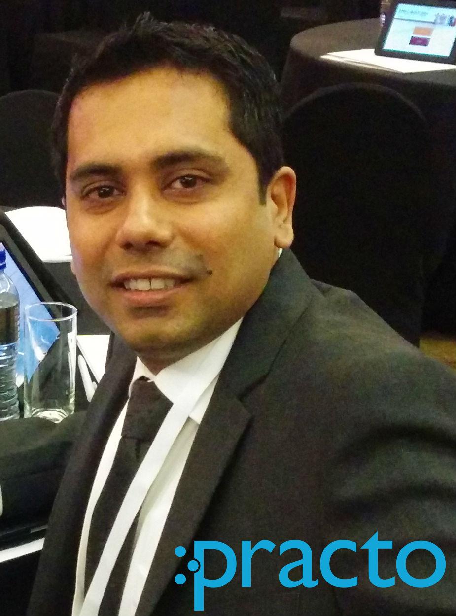 Dr. Vivek M S - Diabetologist
