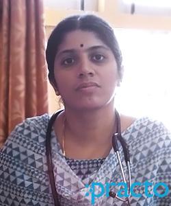 Dr. Priya Pablo - Pediatrician
