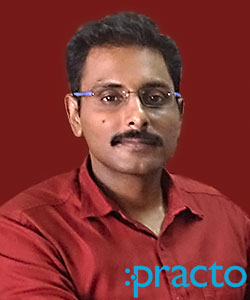 Dr. Anish Antony - Veterinary Surgeon