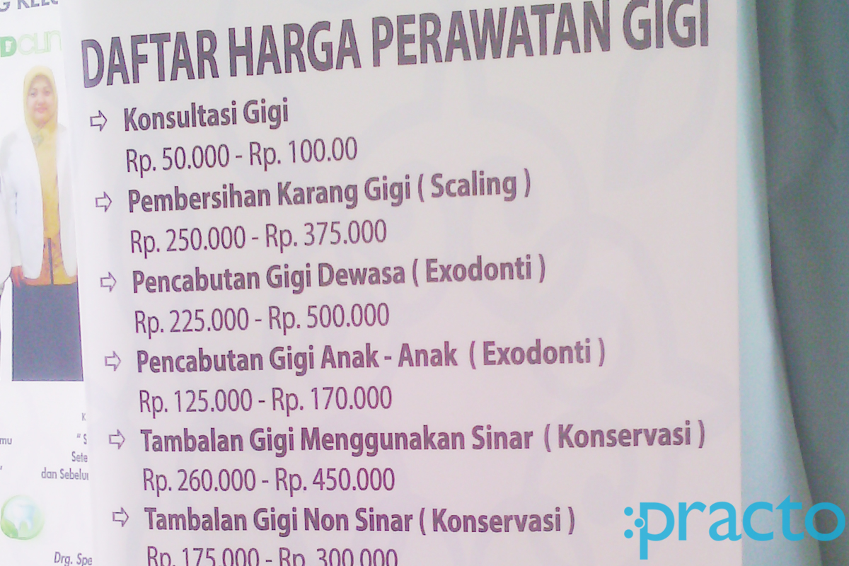 Drg Aziza Dokter Gigi Book Appointment Online Practo