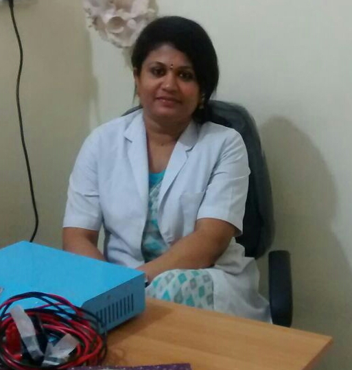 Dr. Mamatha D L - Physiotherapist