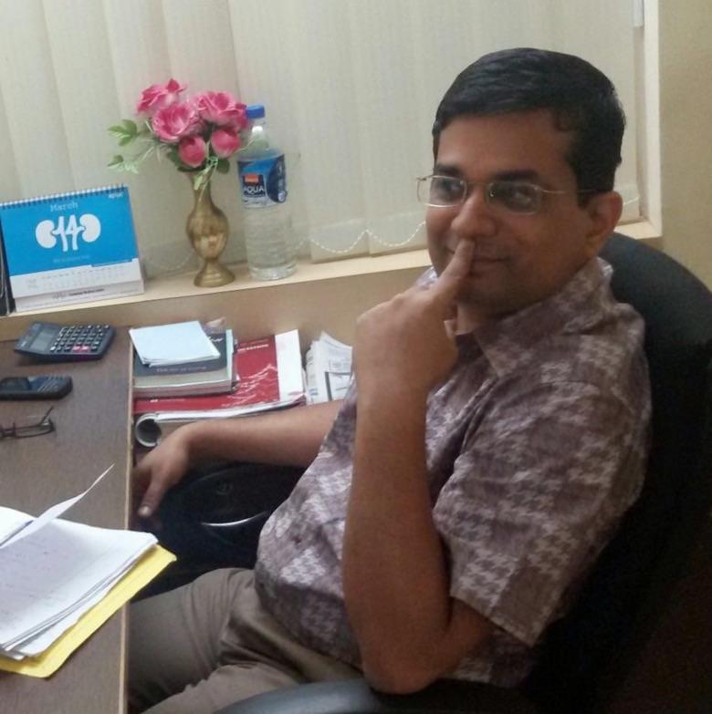 Dr. Subash Rajagopal - Dentist