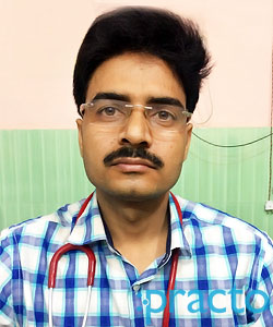 Dr. S K Rai - Pediatrician