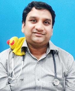 Dr. Shivacharan G - Pediatrician