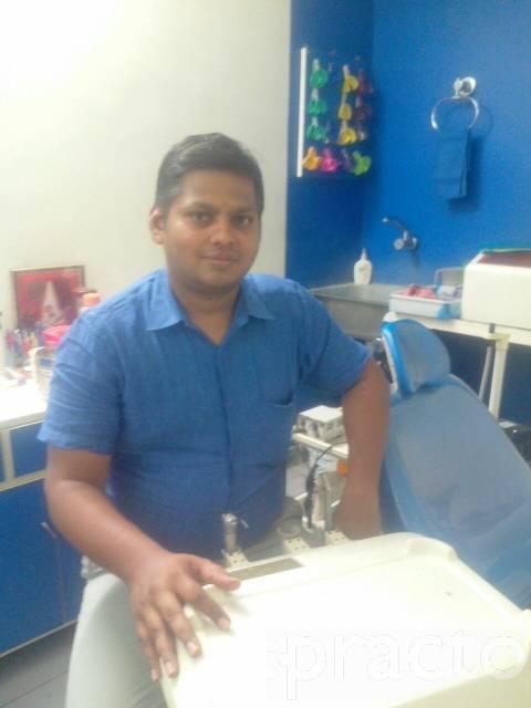 Dr. V.K.Karthikeyan - Dentist