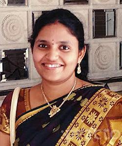 Ms. Asritha Vissapragada - Dietitian/Nutritionist