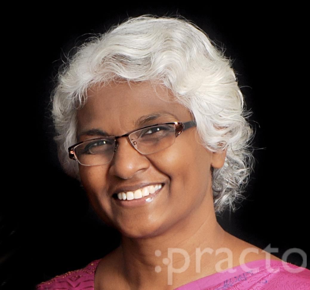 Dr. Daisy Rani Rao - Ophthalmologist