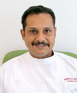 Dr. (Sqn.Ldr) Arvind P V - Dentist