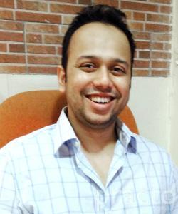 Dr. Raunak Pradhan - Dentist