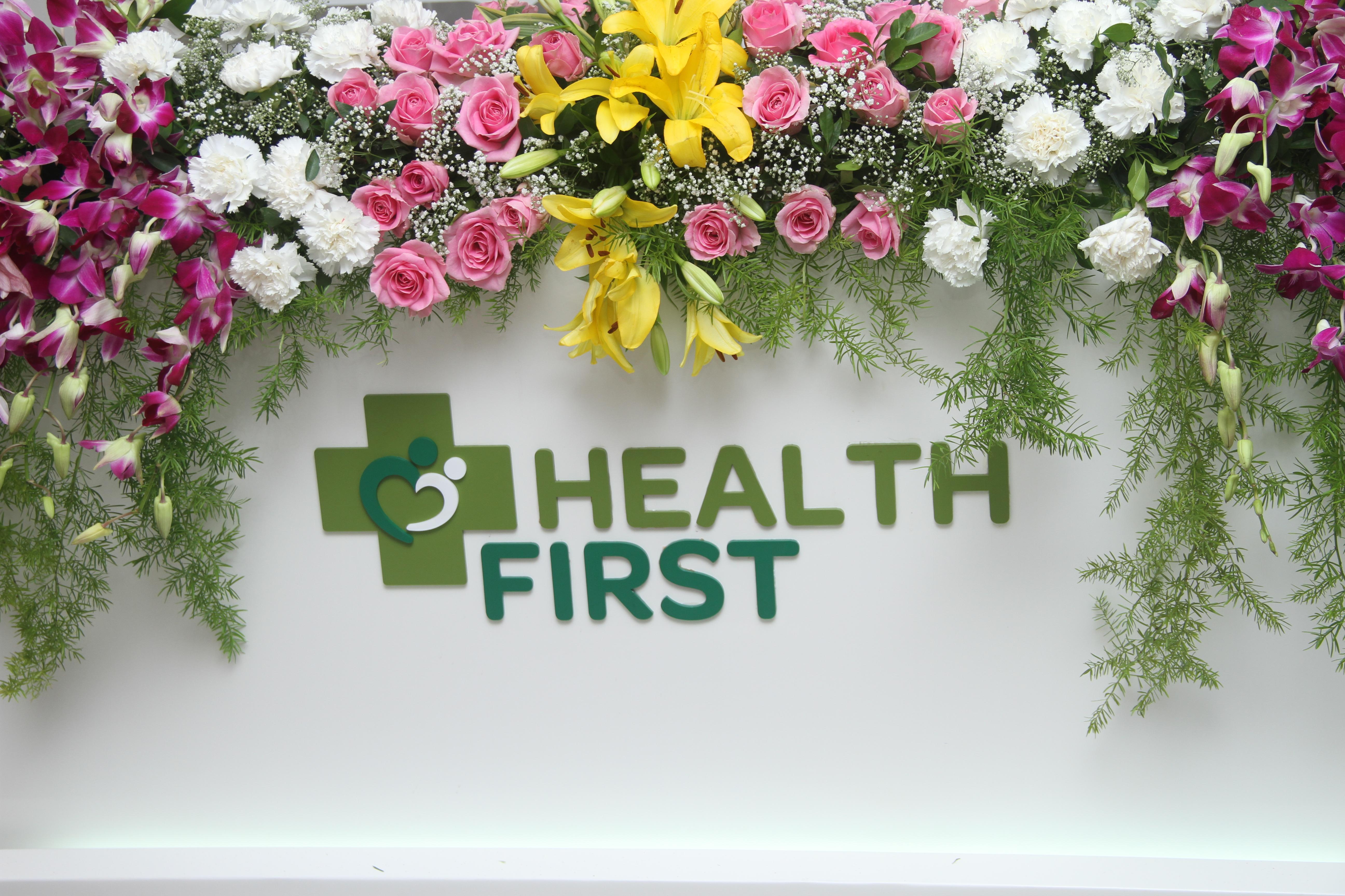 Dr. Amit Sharma's Health First Cardiac Clinic