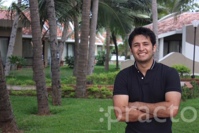 Dr. Suyash Thakur - Dentist