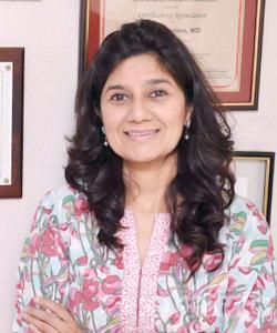 Dr. Aparna Jaswal - Cardiologist