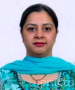 Dr. Kiranjeet Kaur - Gynecologist/Obstetrician