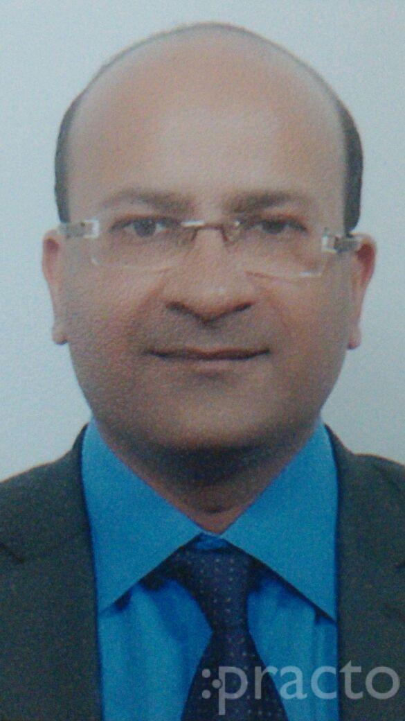 Dr. Ashish Bagdi - Neurologist