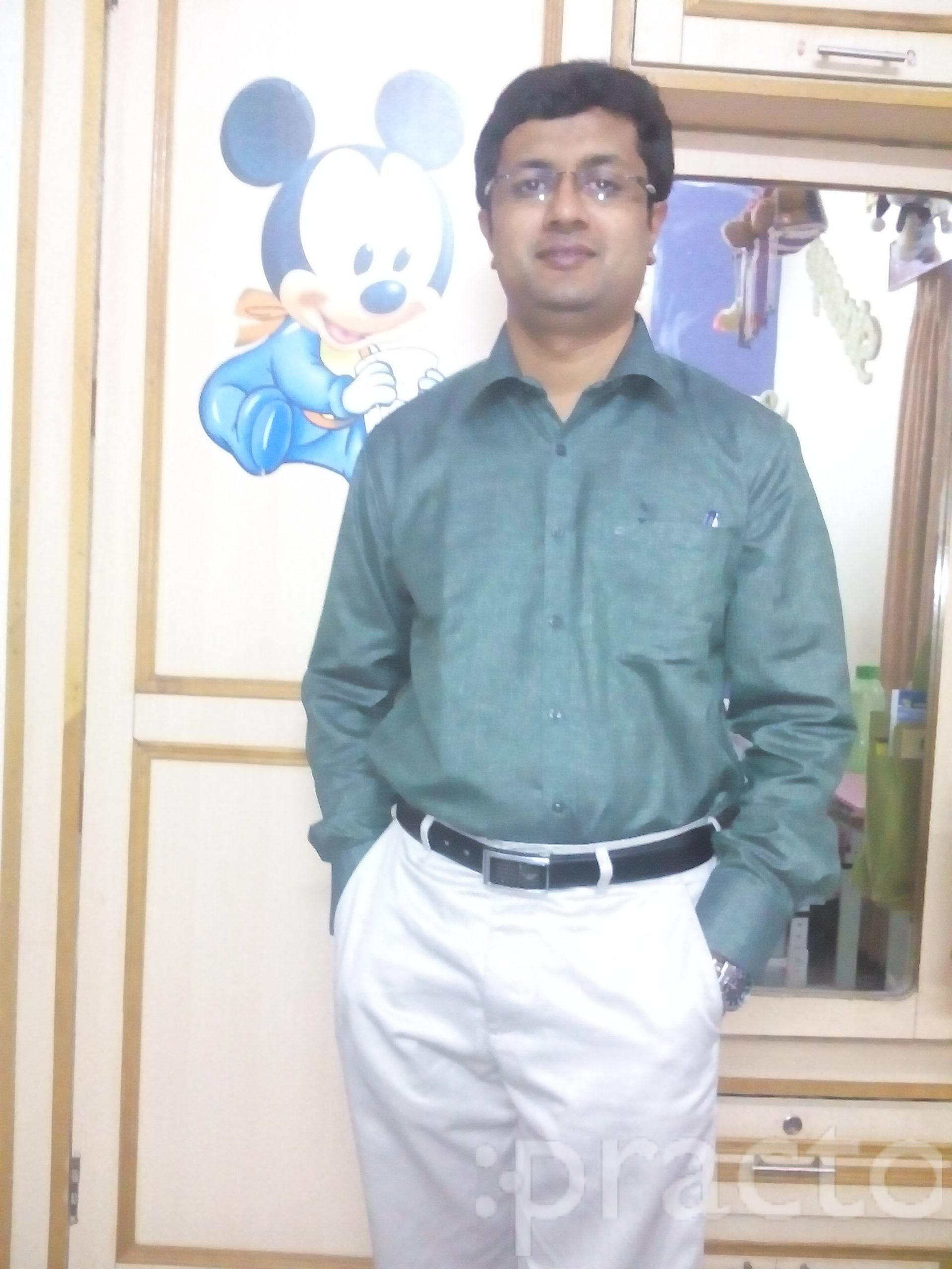 Dr. Sree Harsha.S - Pediatrician