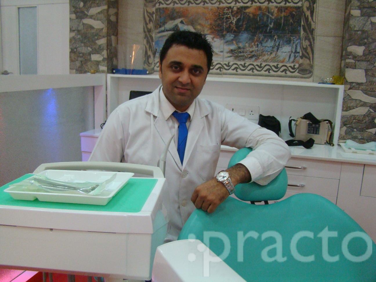 Dr. Vikee Singh - Dentist