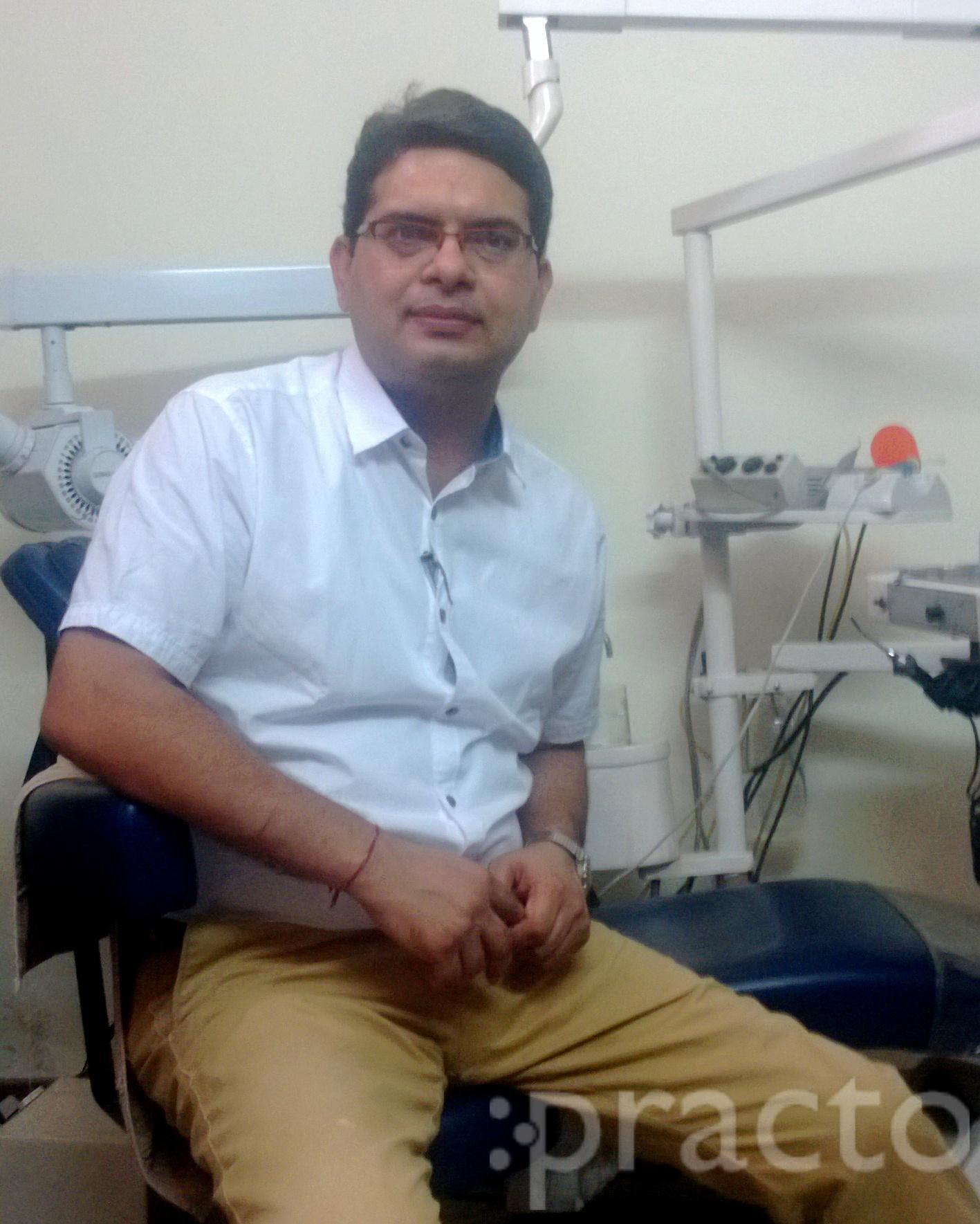 Dr. Nitan Chopra - Dentist