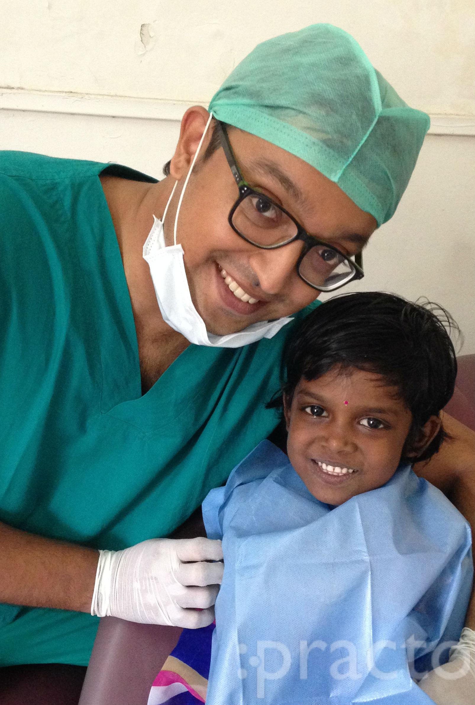 Dr. Devendra Patil - Dentist