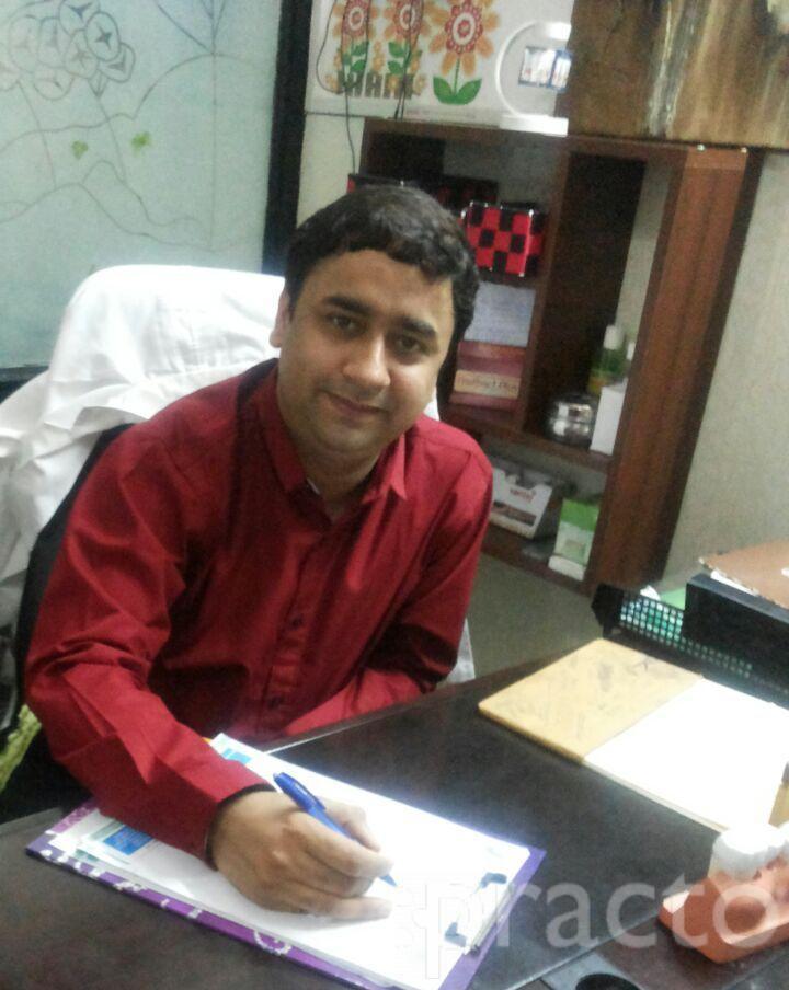 Dr. Jaspreet Khurana - Dentist