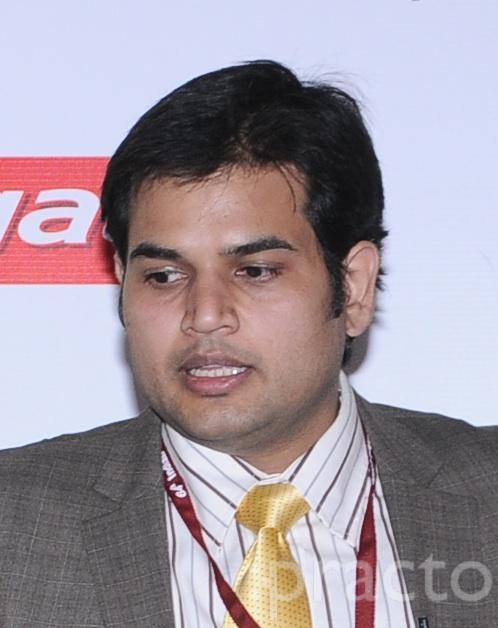 Dr. Lakshya Kumar - Dentist