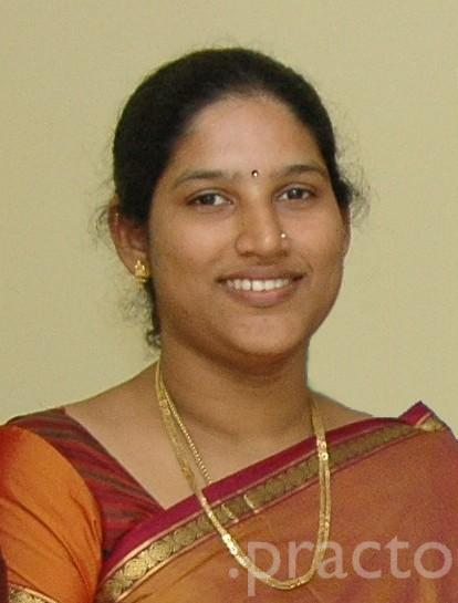 Dr. Amudha Suresh - Dentist