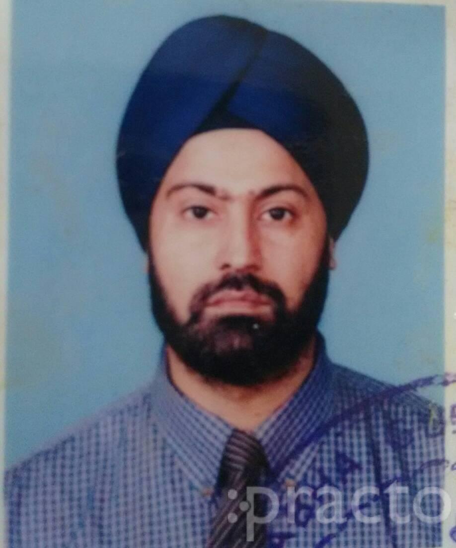 Dr. Amarjit Singh - Ophthalmologist