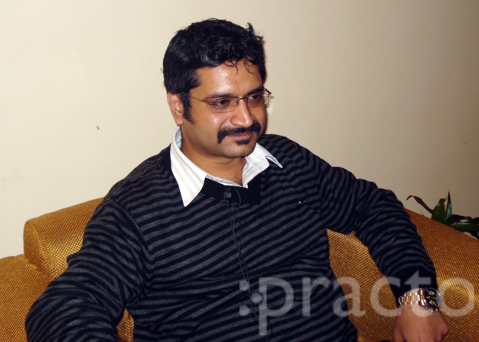 Dr. Amit Sharma - Psychologist