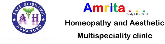 Amrita Homeopathy and Aesthetics Multispeciality Clinic