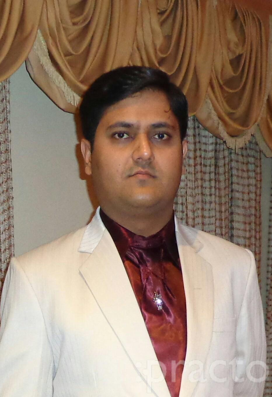 Dr. Ankur Agrawal (PT) - Physiotherapist