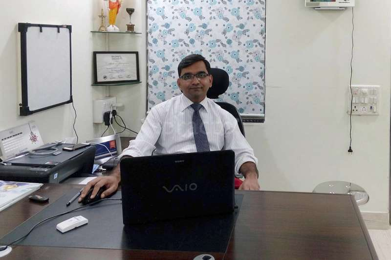 Dr  Sandeep B Patil - Pediatric Neurologist - Book Appointment