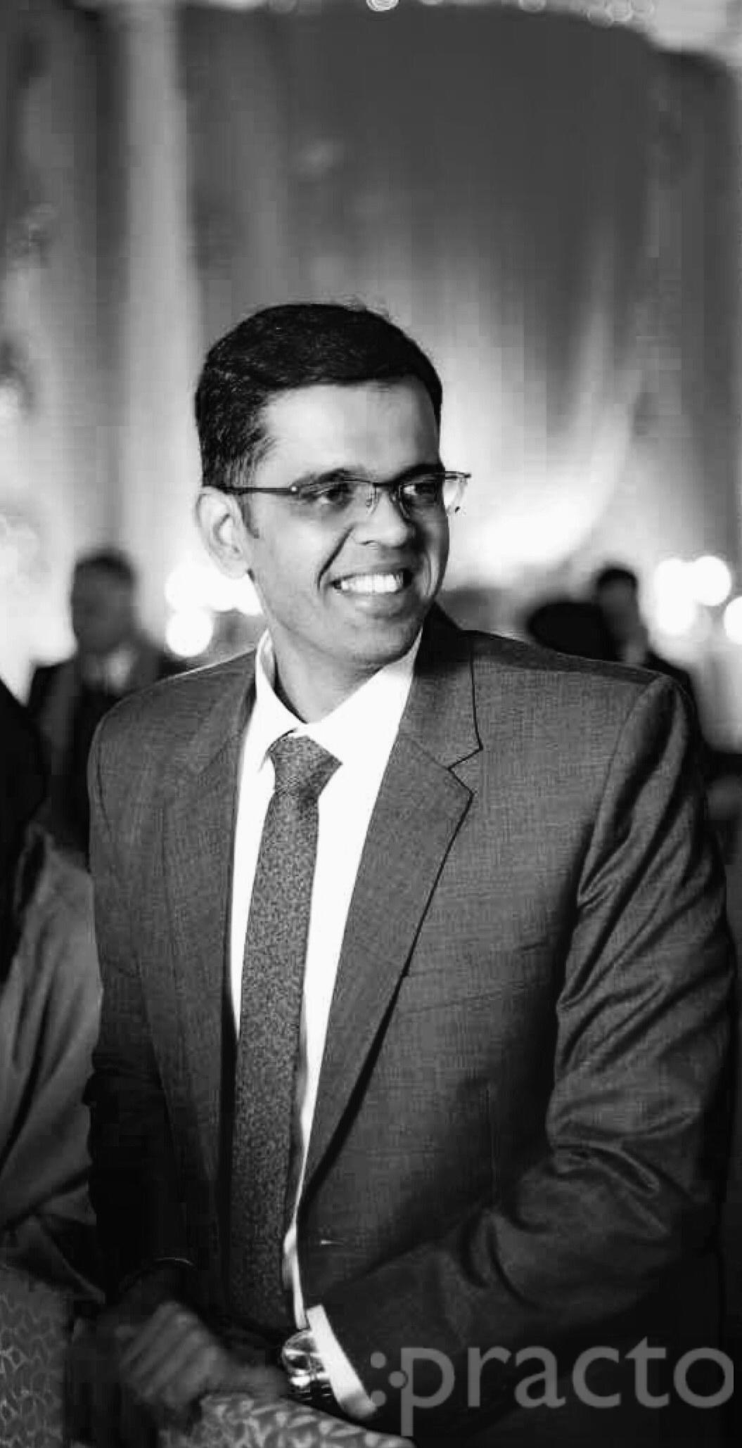 Dr. Arjun Markanday - Orthopedist