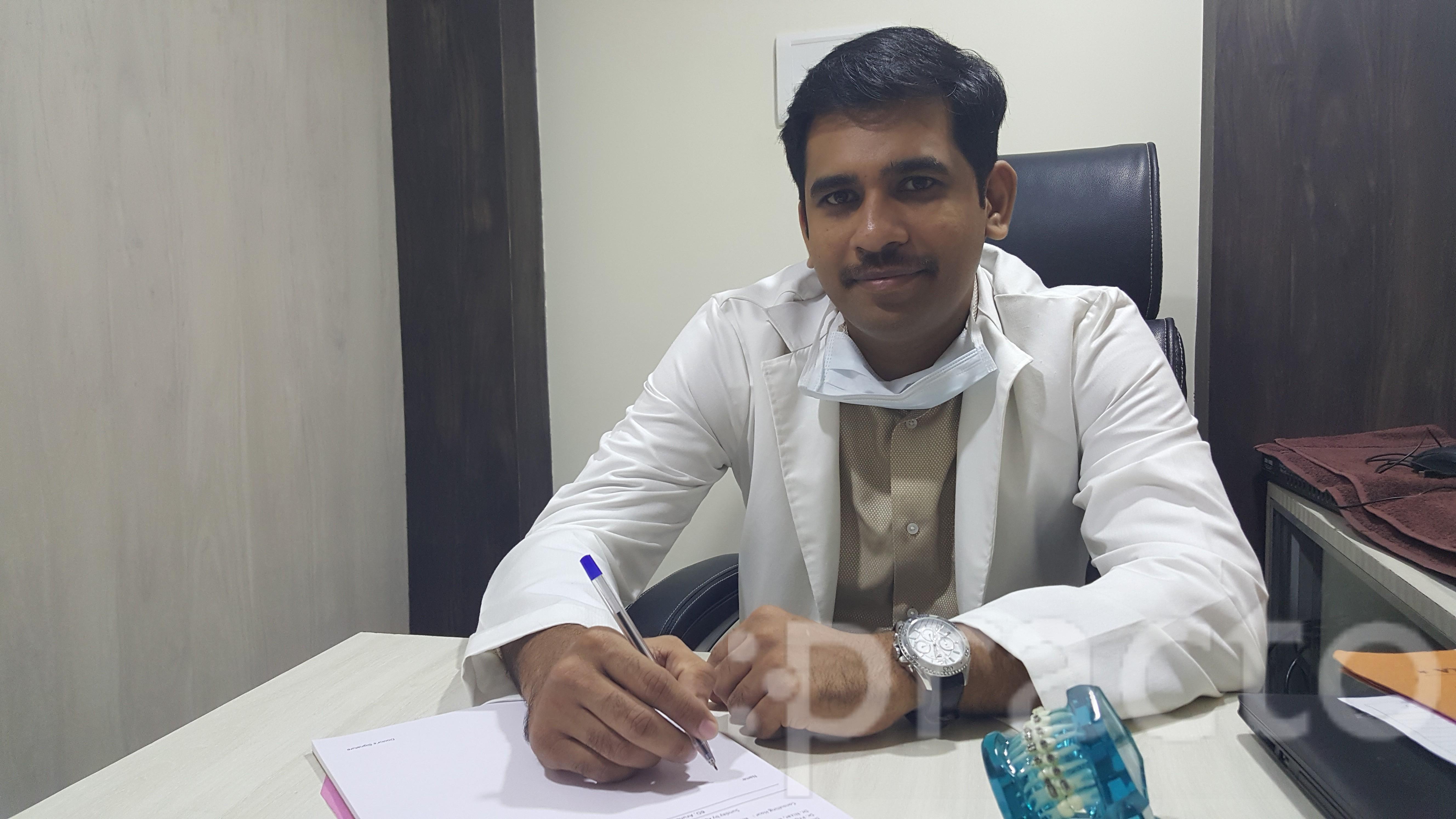 Dr. Arul Pradeep - Dentist