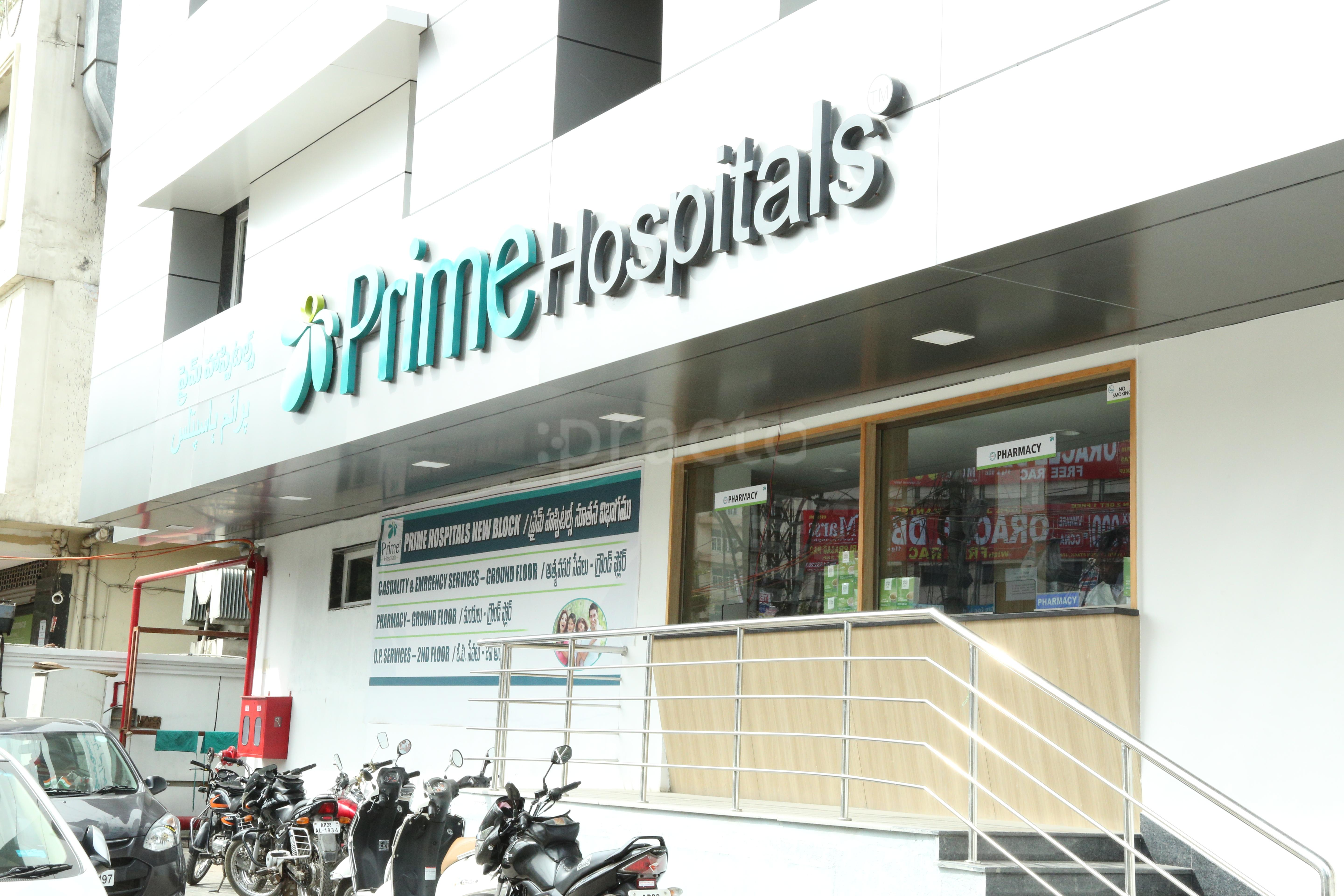 Aster Prime Hospitals, Multi-Speciality Hospital in Ameerpet
