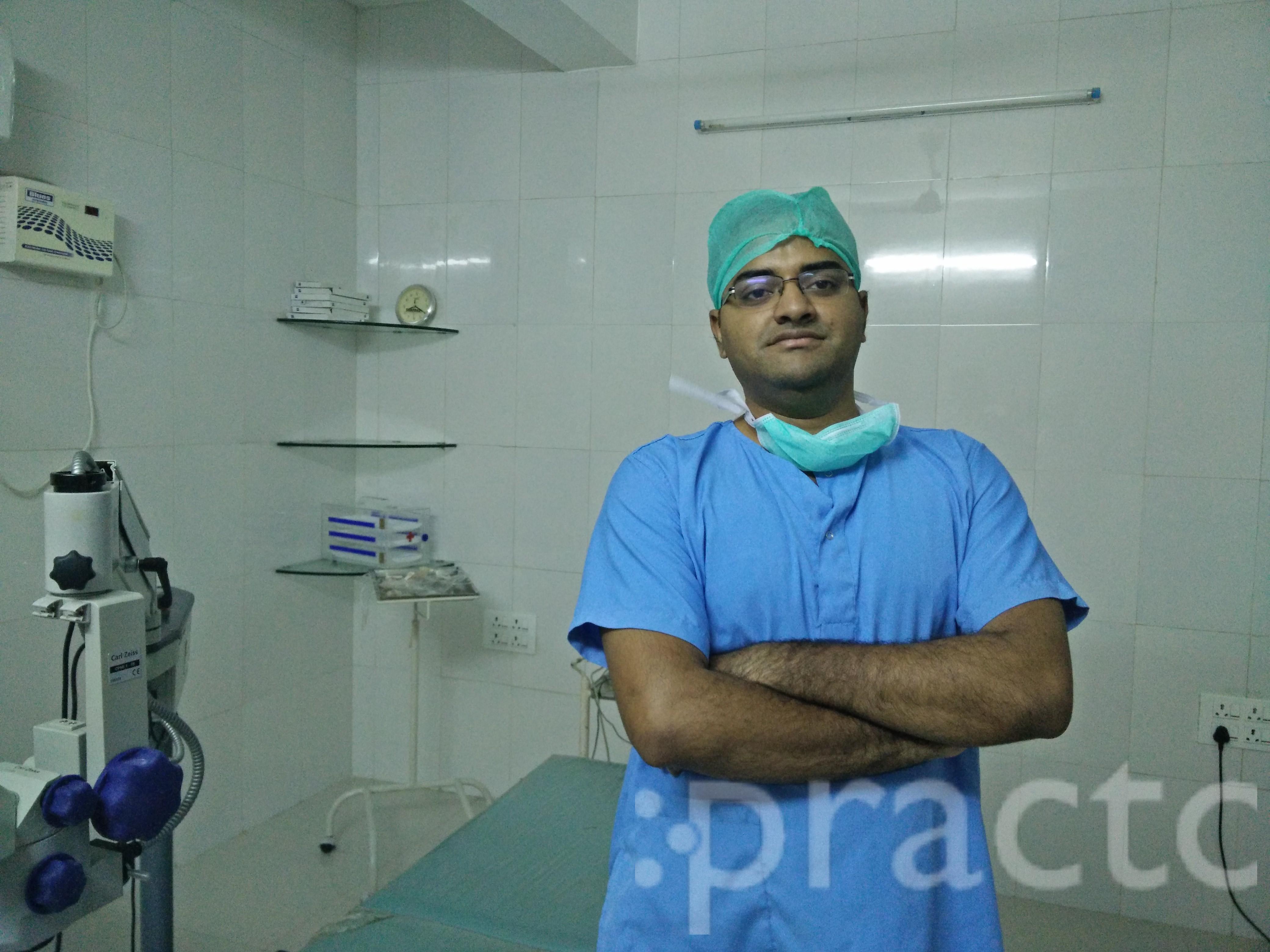 Dr. Balasubramanian - Ophthalmologist