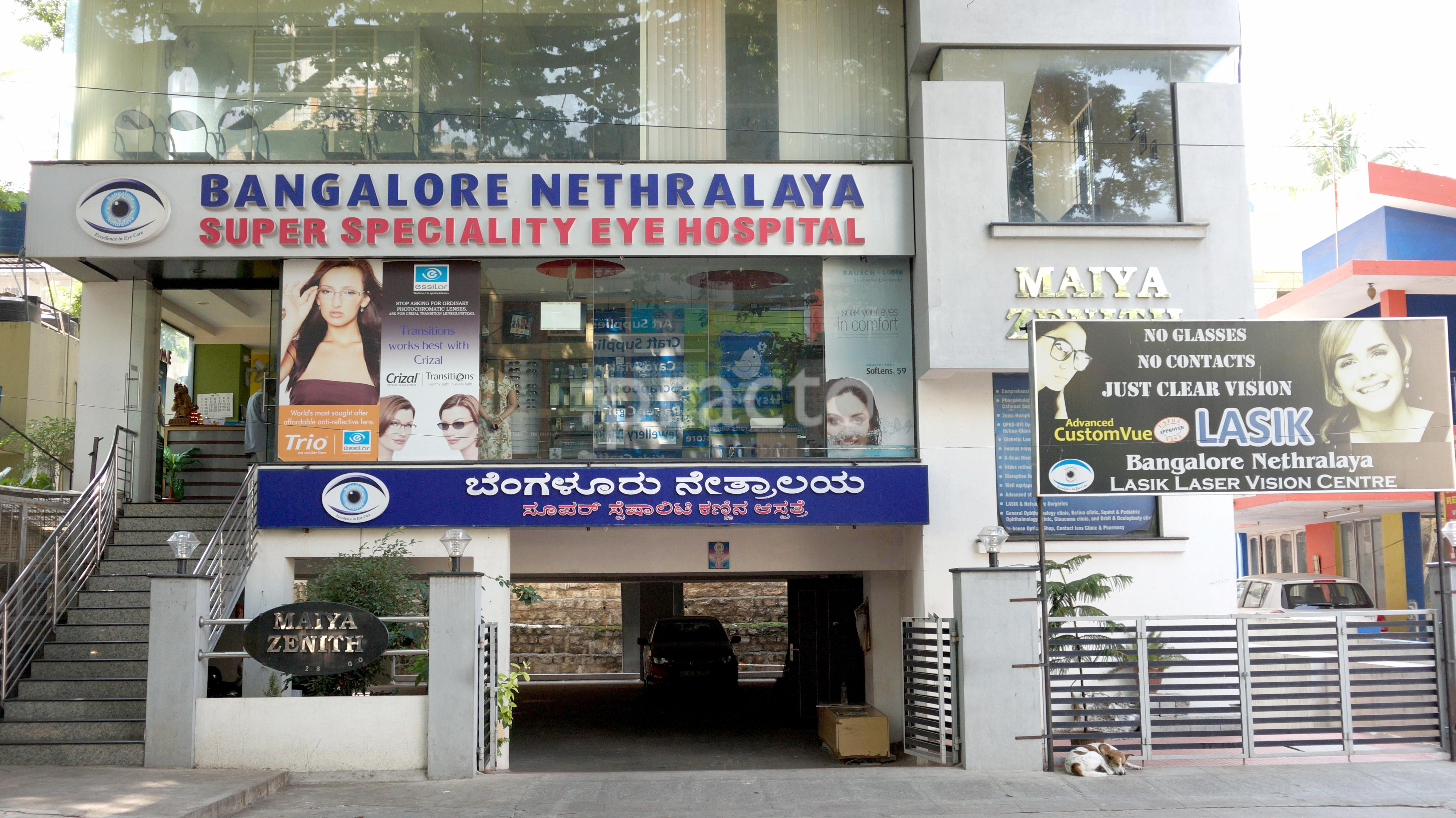 Eye Specialists In Jp Nagar 6 Phase Bangalore