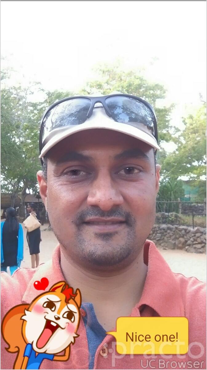 Dr. Bipin B vibhute - General Surgeon