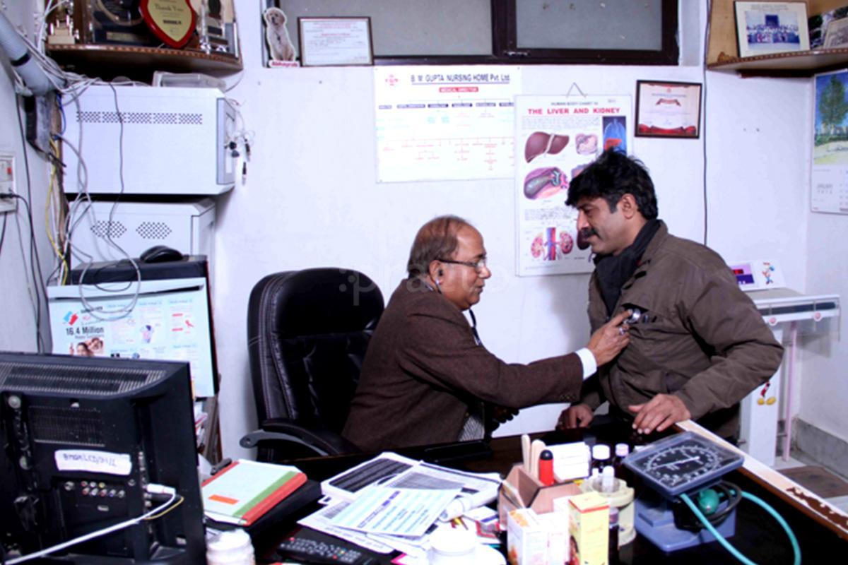 BM Gupta Hospital, Multi-Speciality Hospital in Uttam Nagar, Delhi