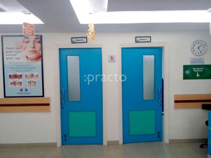 Centre for Sight, Eye Hospital in Ashok Vihar, Delhi - Book